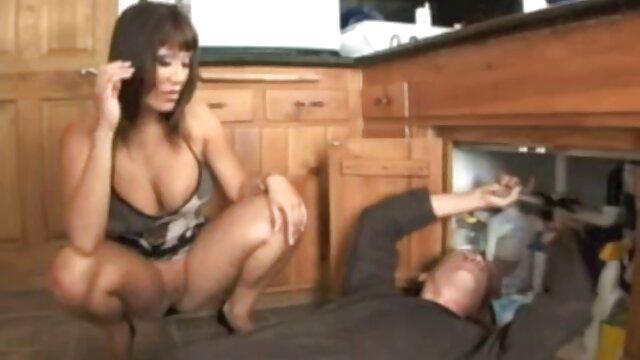 این زن و تلگرام سکس سوپر شوهر جوان داغ در اولین صحنه عصبی بودند