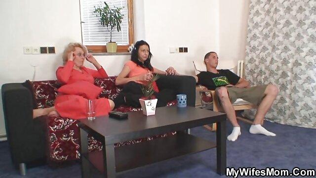 لزبین مقعد کانال سوپر خفن لزبین با نوجوانان تریسی و راشل